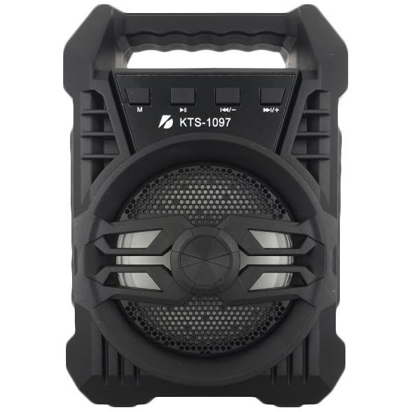 Bluetooth Speaker KTS-1097 Ασύρματο Ηχείο Portable Outdoor FM Radio/TF Card