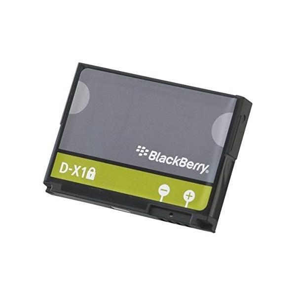 BlackBerry Standard Battery D-X1 for 8900, 8930, 9500, 9520, 9530, 9550, 9630
