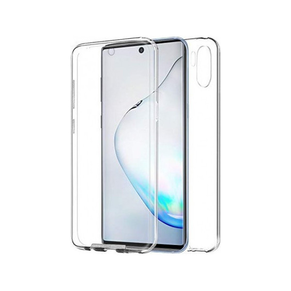 Θήκη 360 Front & Back Σιλικόνης για Samsung Galaxy Note 10 Plus / 10 Pro