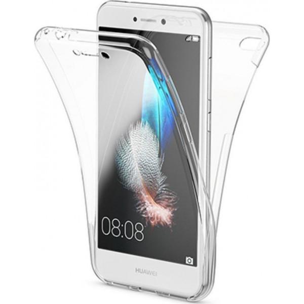 Θήκη TPU διπλή front/back για Huawei P Smart