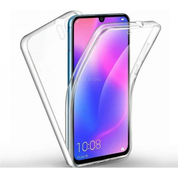Θήκη Σιλικόνης 360° Front & Back Για Huawei Y6 2019