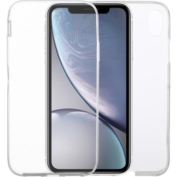 Θήκη 360 Front & Back Σιλικόνης για Apple iPhone XR