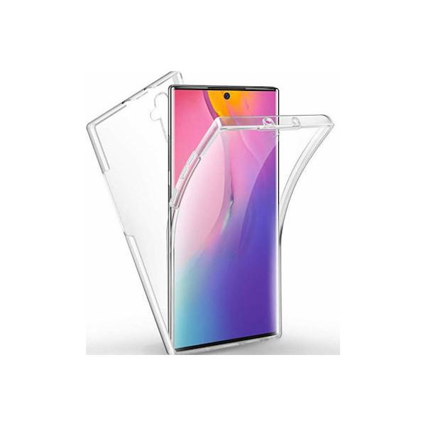Θήκη 360 Front & Back Σιλικόνης για Samsung Galaxy Note 10