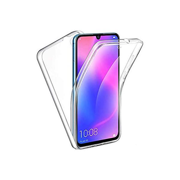 Θήκη Σιλικόνης 360° Front & Back Για Huawei Y5 2019