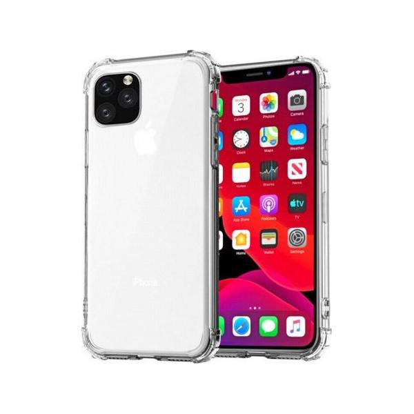 S-Case Anti-Shock 0,5mm Για Apple Iphone 11