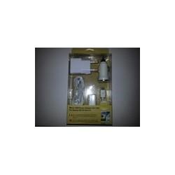 Φορτιστής Ταξιδιού Micro Usb 5in1 ΚΙΤ (QH-C650) Blister