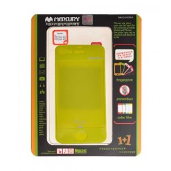 Mercury Anti-fingerprint LCD Protector For Iphone 4/4S