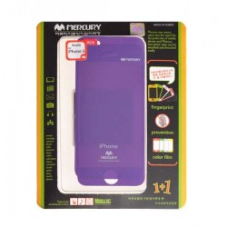 Mercury Anti-fingerprint LCD Protector For Iphone 5G/5S