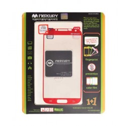 Mercury Anti-fingerprint LCD Protector For Samsung I9500 Galaxy S4